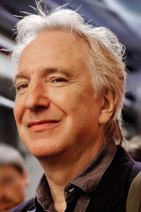 Alan Rickman birthday