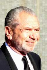 Alan Sugar birthday