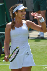 Ana Ivanovic birthday