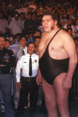 André the Giant birthday