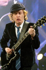 Angus Young birthday
