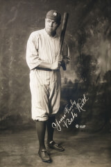 Babe Ruth birthday