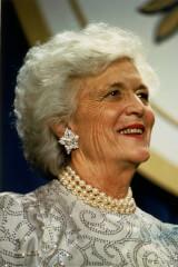 Barbara Bush birthday