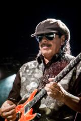 Carlos Santana birthday