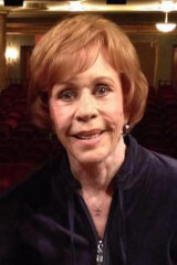 Carol Burnett birthday