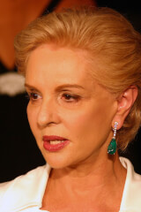 Carolina Herrera birthday