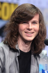Chandler Riggs birthday