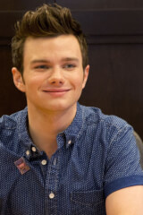 Chris Colfer birthday