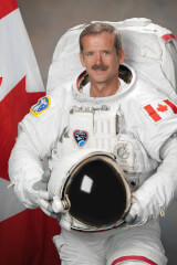 Chris Hadfield birthday