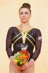 Claudia Fragapane Birthday