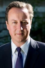 David Cameron birthday
