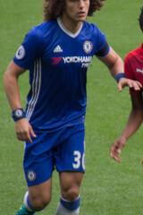 David Luiz birthday
