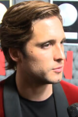 Diego Boneta birthday
