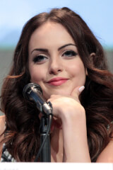 Elizabeth Gillies birthday