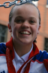 Ellie Simmonds birthday