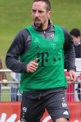 Franck Ribéry birthday
