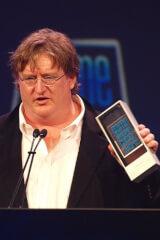 Gabe Newell birthday
