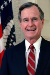 George H. W. Bush Birthday