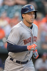George Springer birthday