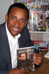 Hill Harper birthday