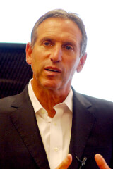 Howard Schultz birthday