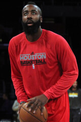 James Harden birthday