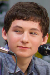 Jared S. Gilmore birthday