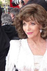 Joan Collins birthday