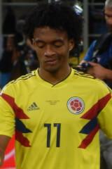 Juan Cuadrado birthday