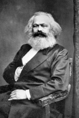 Karl Marx birthday