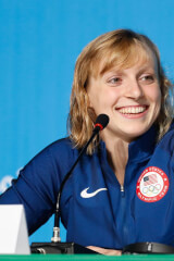 Katie Ledecky birthday