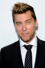Lance Bass birthday