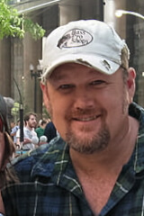 Larry the Cable Guy birthday