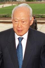 Lee Kuan Yew birthday