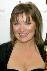 Lorraine Kelly birthday