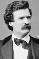 Mark Twain birthday
