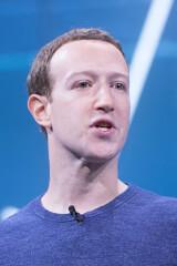 Mark Zuckerberg birthday