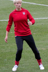 Megan Rapinoe birthday