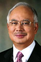 Najib Razak birthday