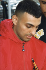Naseem Hamed birthday