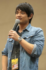 Osric Chau birthday