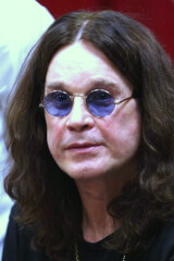 Ozzy Osbourne birthday