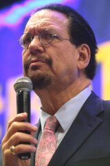 Penn Jillette birthday