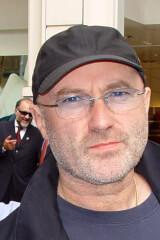Phil Collins birthday