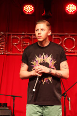 Professor Green birthday