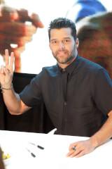 Ricky Martin birthday