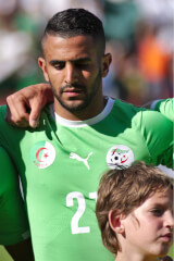 Riyad Mahrez birthday