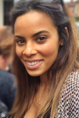 Rochelle Humes birthday