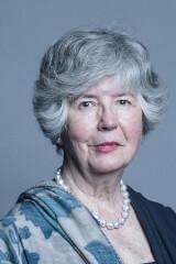 Sarah Hogg, Viscountess Hailsham birthday