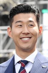 Son Heung-min birthday